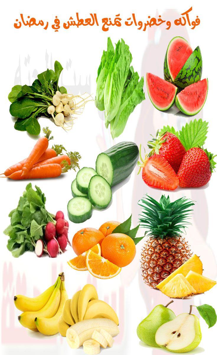 الحر العدو الأكبر للصيام لكننا نقدر نحاربه ونتغلب عليه ببساطة مع فواكه وخضروات تمنع العطش في رمضان تعالوا نعرفها ونتعرف على فوايدها في ال Fruit Food Pineapple