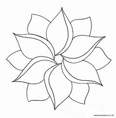 zendala template 2 (Jo in NZ) Tags: mandala template zentangle zendala