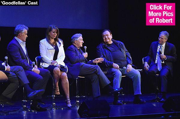 'Goodfellas' Cast Reunites At Tribeca — See The EpicPic