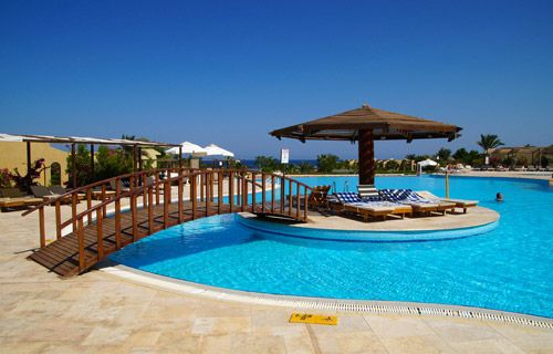 Three Corners Hotel, Marsa Alam | Where to go on holiday in October | http://www.weather2travel.com/holidays/where-to-go-on-holiday-in-october-for-the-best-hot-and-sunny-weather.php #weather #travel