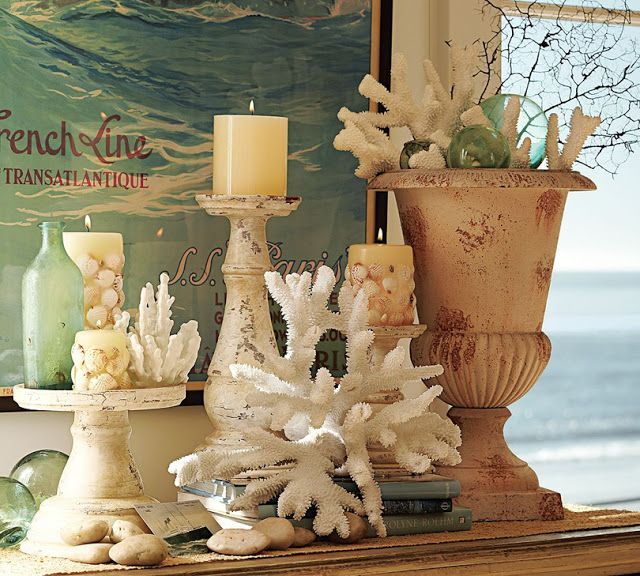 124 Best Decorating With Shells Images On Pinterest | Shells, Beach  Cottages And Seashell Crafts