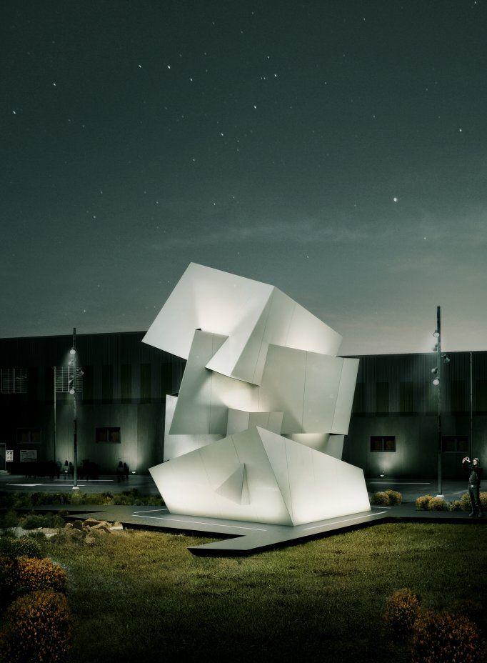 Best Modern Architectural Design Images On Pinterest
