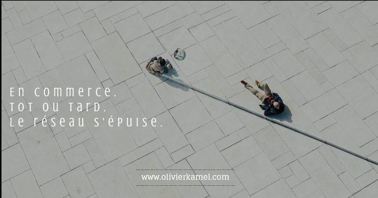 Réseau et entreprise. www.olivierkamel.com