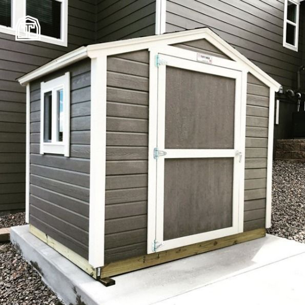Increase Your Home Value With A Custom Built Storage Shed Our Design Option Will Help You Design A Storage She In 2020 Custom Sheds Shed Builders Diy Storage Projects