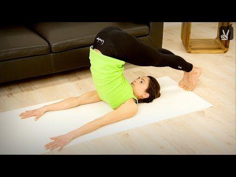 Yoga für Office Worker: Das Workout für Bürohengste! - YouTube