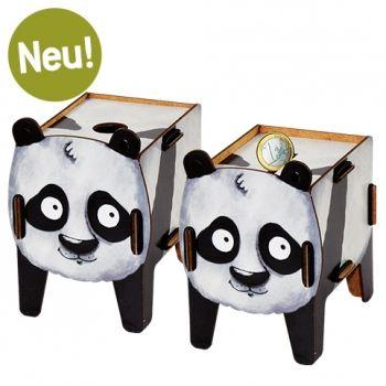 Werkhaus Shop - Twinbox Vierbeiner - Panda