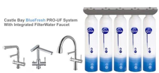 BlueFresh Water Filtration (Refills)