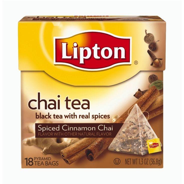 Lipton Chai Tea