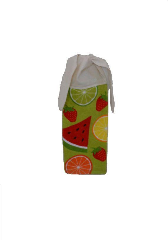 Erdbeere Handtuch Handtuch Küche Obst-Dekor Küche von SuesAkornShop