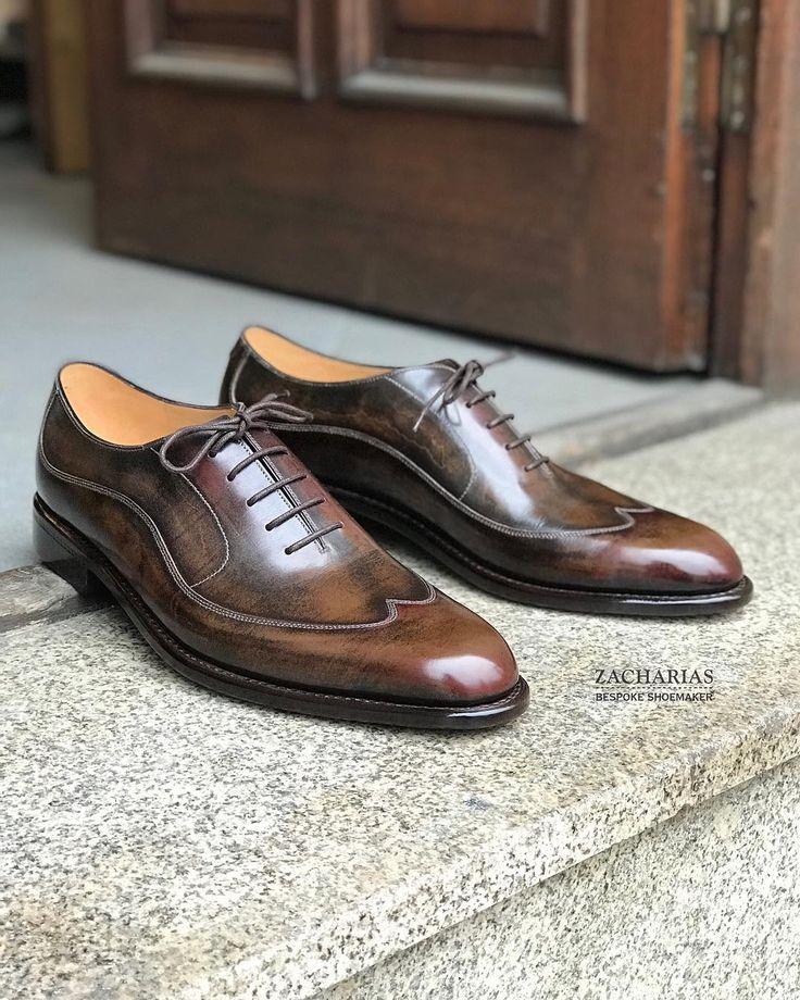 Nové #boty #namiru z naší dílny. #bespoke #patina #luxuryshoes #shoesoftheday #tochces #tochci #milujuboty #iloveit #iwant #botyjakoumeni #botyvyrabeneslaskou #botybotyboty #darekproradost