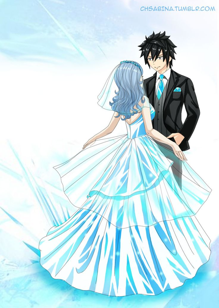 "I feel like it would be a very cool and touching scene if something happened to Juvia's clothes, and Gray was there, and he just gently wrapped her in an ice cover or something affectionate line that until he could find her clothes because deep down he cares about her... And then he'd say something like ""leave the stripping to the professionals"""