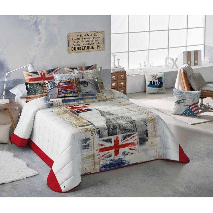 Quarto Bouty Antilo Loja Textil A sua Loja Online  ~ Quarto Masculino Londres