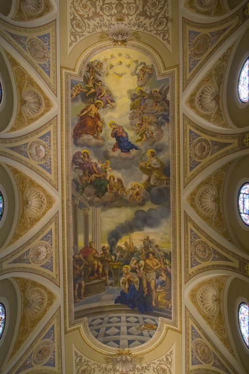 The Apotheosis of St. Lucy by Gonippo Raggi