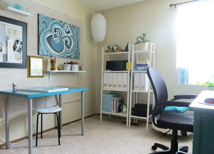17 Best Ideas About Teal Office On Pinterest Teal Paint