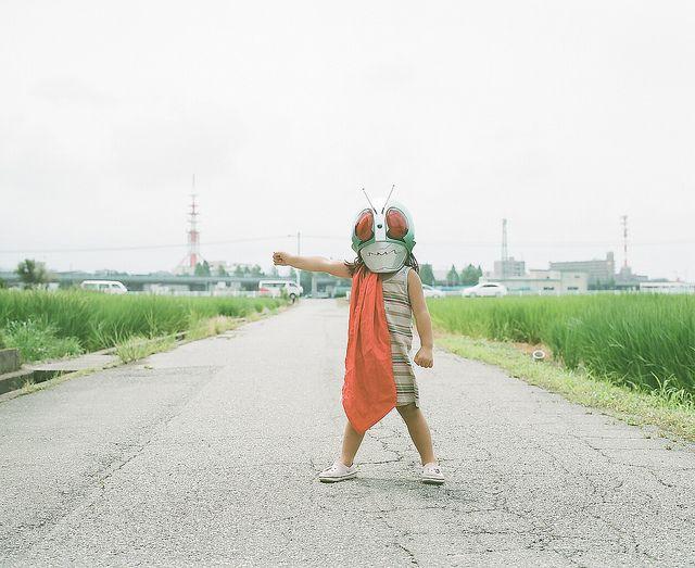 Another HERO by Toyokazu, via Flickr