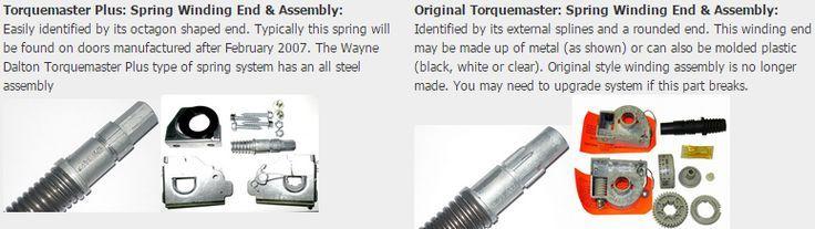 Torquemaster Plus Vs Original With Images Wayne Dalton