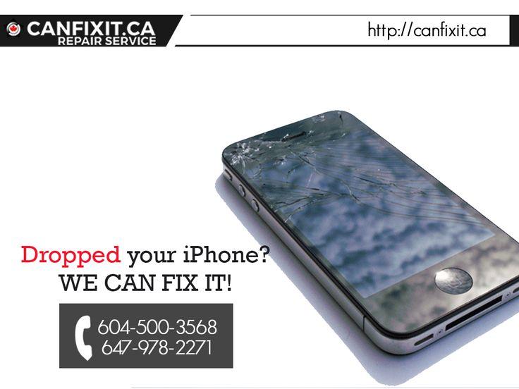 Fix Iphone Screen Vancouver