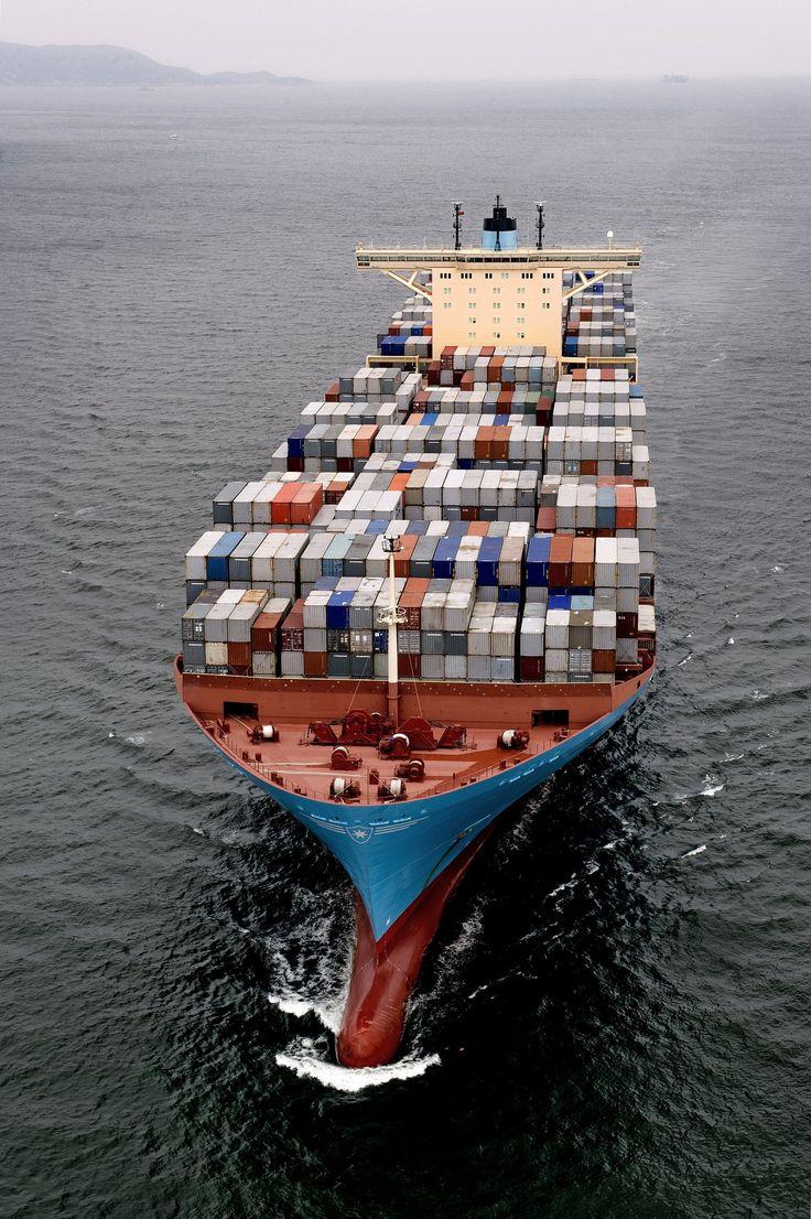 Maersk line cargo ship (2362x3550, line, cargo, ship)  via www.allwallpaper.in