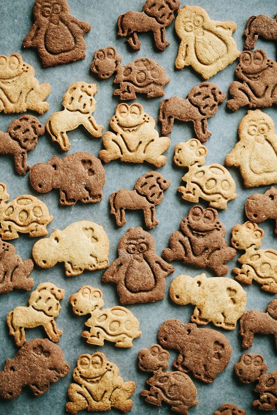 Animal Crackers {Chocolate and Cinnamon} - on We Heart It
