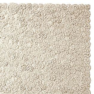 Flora naturelles au crochet Tapis | Serena & Lily
