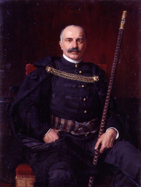 Eustachy Stanislaw Sanguszko (1842-1903) - by Eustachy Stanislaw Sanguszko (1842-1903)