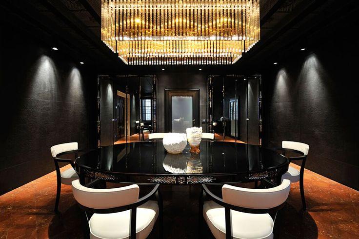 Private apartment Brescia - Italy Interior Design: R. Falconi - Leo De Carlo