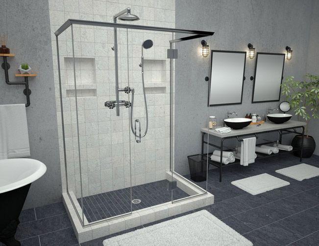 Shower Pans Bases Shelves Tile Redi Shower Pan Shower Pans