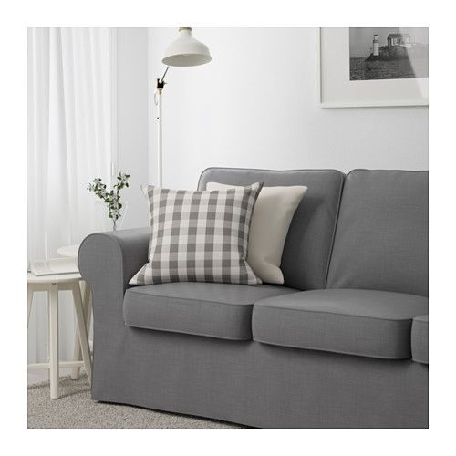 """Ikea Einrichtung Ektorp : Über 1.000 Ideen zu """"Dunkelgraues Sofa ..."""