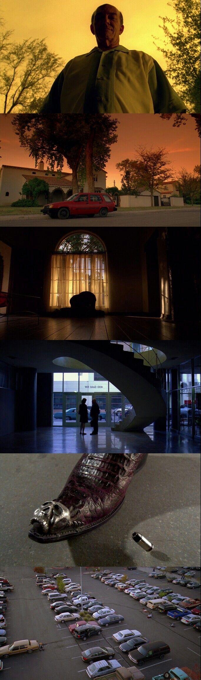 Breaking Bad (2008 - 2013) ● Director(s) - Michelle MacLaren & Others ● Cinematographer(s) - Michael Slovis & Others