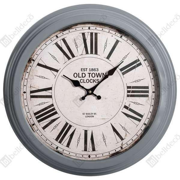 Zegar ścienny GRIGIO C219198K Belldeco