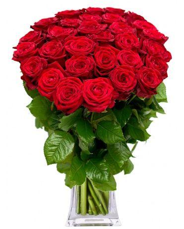 Růže z lásky - KYTICE RUDÝCH RŮŽÍ