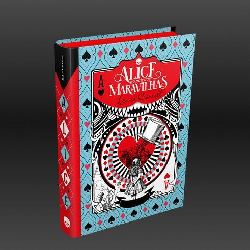 Alice No Pais Das Maravilhas Classic Edition Drk X Darkside