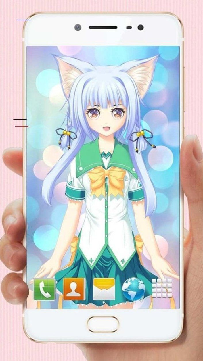3d Kawaii Anime Live Wallpaper For Android Apk Download ...