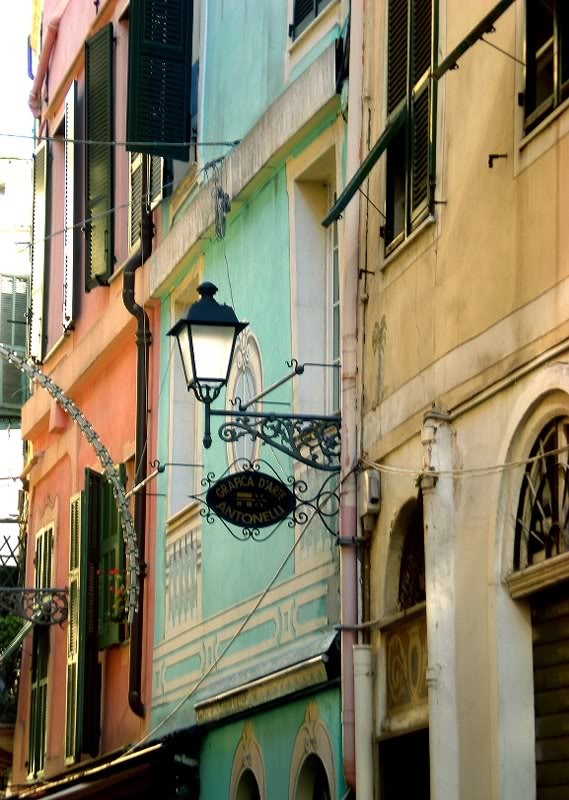 San Remo, Italy PHOTO by Shawnie Kelley Foy/ www.wanderlust-tours.com