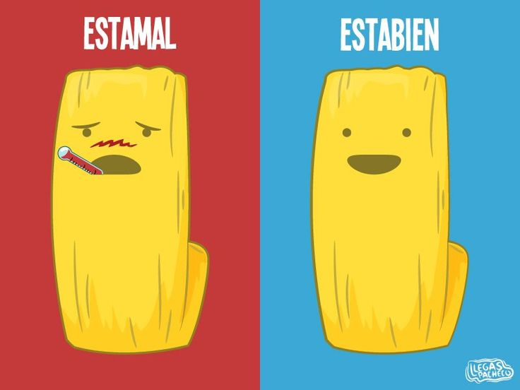 Es tamal vs. está mal -- To teach ser vs. estar, emphasizing the difference between characteristic and condition, also incorporating manzanas verdes (unripe or Granny Smith). Maybe even bringing in food samples to hit it home?
