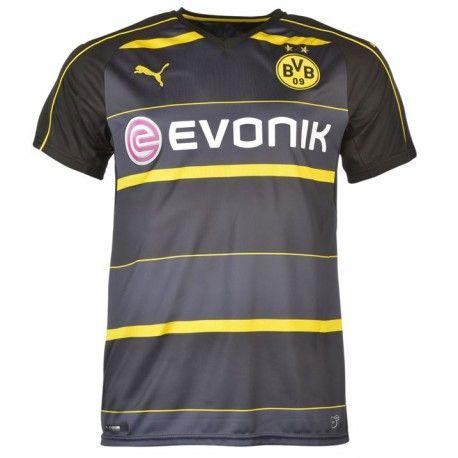 Camiseta del Borussia Dortmund Away 2016 2017