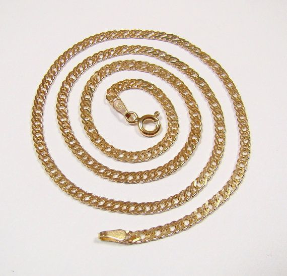 ROMBO  chain  gold plated  chain  sterling silver  by DawidPandel, zł50.00