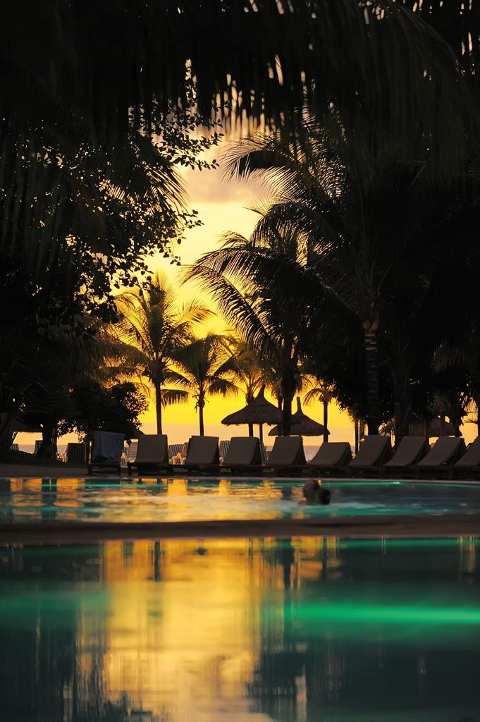 Sunset - Le Canonnier - Mauritius