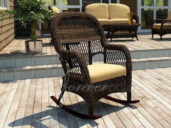 Forever Patio Rockport Patio Dining Chair with Cushion NC280-C-CO