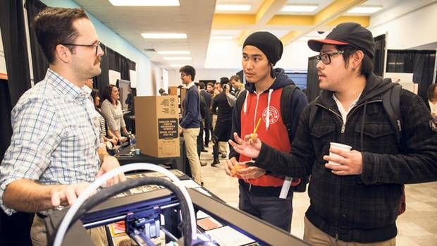 A seamless post-secondary education system – which allows students to pursue diverse pathways according to their individual needs and conditions – helps to address the need for advanced knowledge and skills in the market place, and Canada's post-secondary institutions are partnering up to make transitions easier.