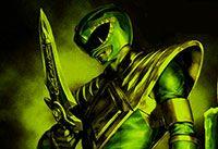 Power Rangers Samurai: Devil Hunter
