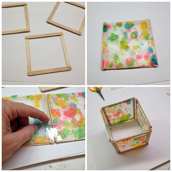 wax paper crafts pin by lizette zamora flores on crafts 3209