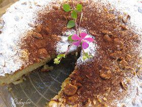 Cocinandoconamor: Bizcocho de nutella.