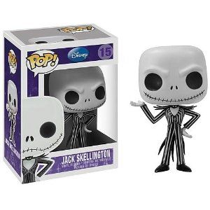 POP! Jack Skellington Vinyl Figure by Funko $12.50
