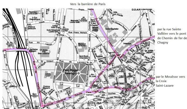 GeoDaszner chronique la Nièvre: Un tramway nommé désir.