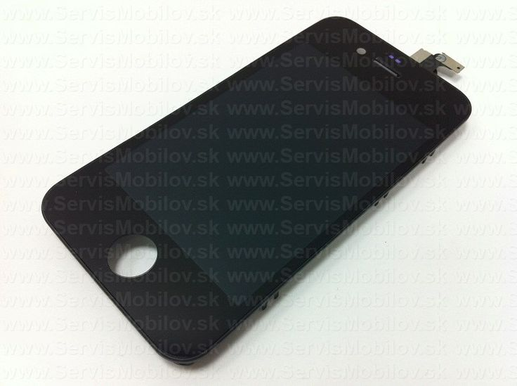 Výmena skla Apple iPhone 4. Glass change Apple iPhone 4