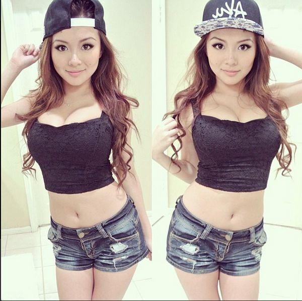 Hot Girls. of Instagram: VickiBayBee twitter handle. (4)