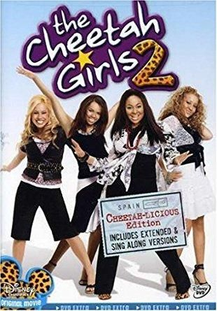 Raven-Symone & Adrienne Bailon & Kenny Ortega-The Cheetah Girls 2