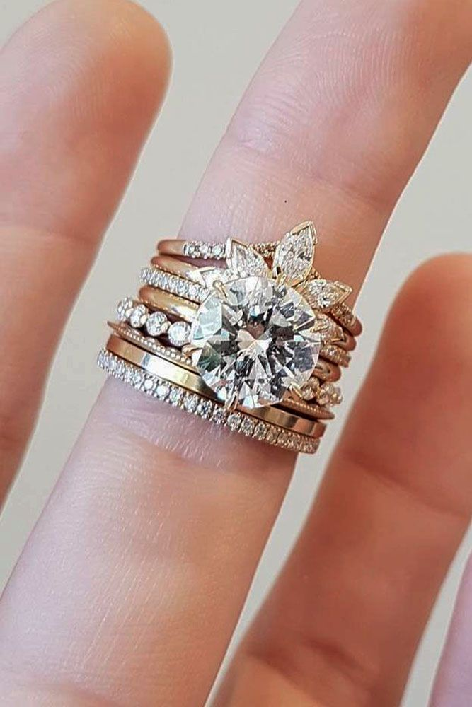33 TOP Engagement Ring Ideas ❤️ top engagement ring ideas unique wedding bands diamond ❤️ See more: http://www.weddingforward.com/top-engagement-ring-ideas/ #weddingforward #wedding #bride #engagementrings