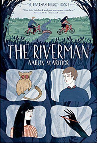 Amazon.com: The Riverman (The Riverman Trilogy) (9781250056856): Aaron Starmer: Books